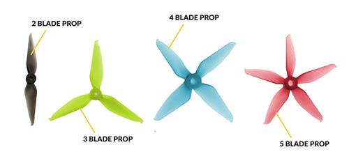 3 BLADE PROP